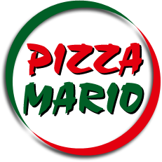 Logo Pizza Mario